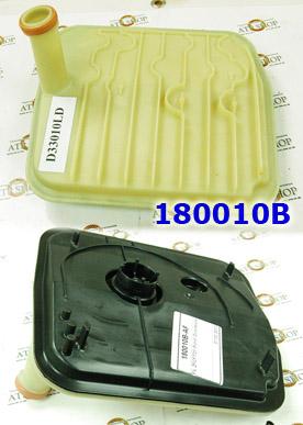 фильтр вариатор ZF CVT CFT23 Форд Фокус