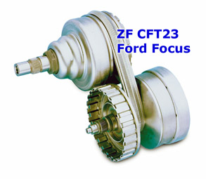 вариатор ZF CVT CFT23