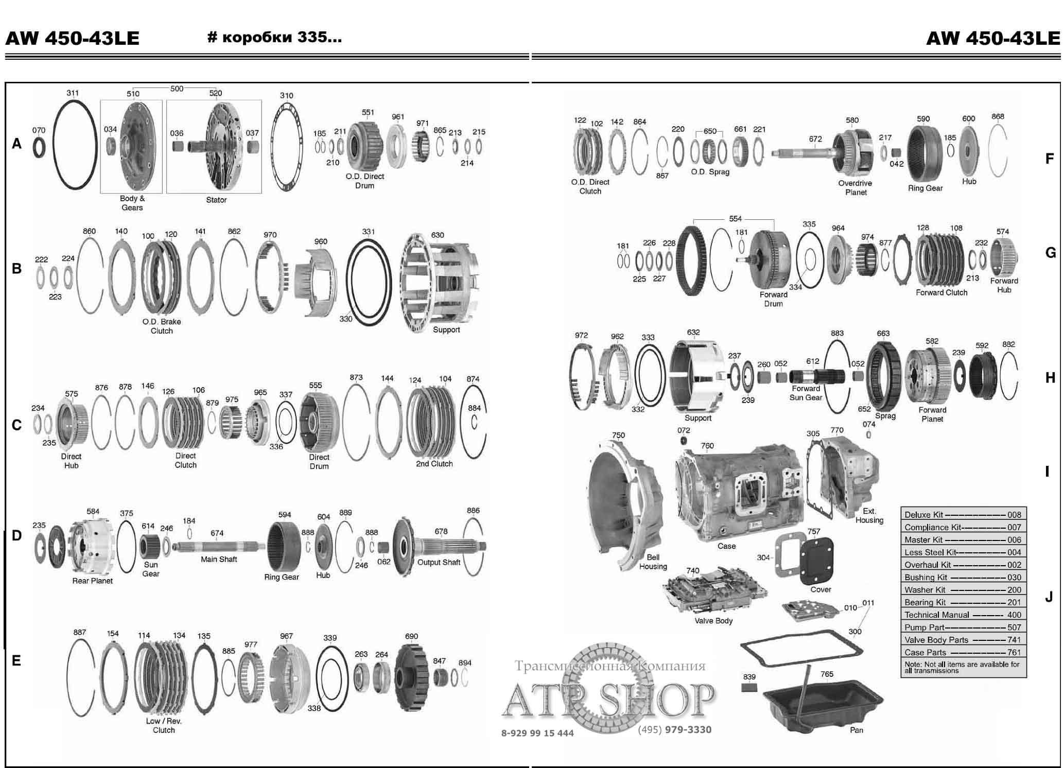 Aw450