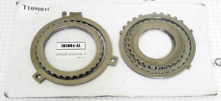 комплект стальных дисков 01N, 01M, 01P
