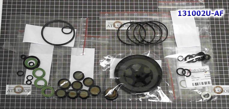 Комплект Прокладок и Сальников (Ремкомплект) (Оверол кит), Overhaul Kit,  DQ500