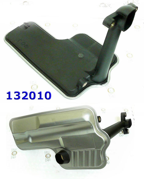 Фильтр масляный, Filter Oil, 0AW(CVT)/VL381 (CVT), Audi 2008-up