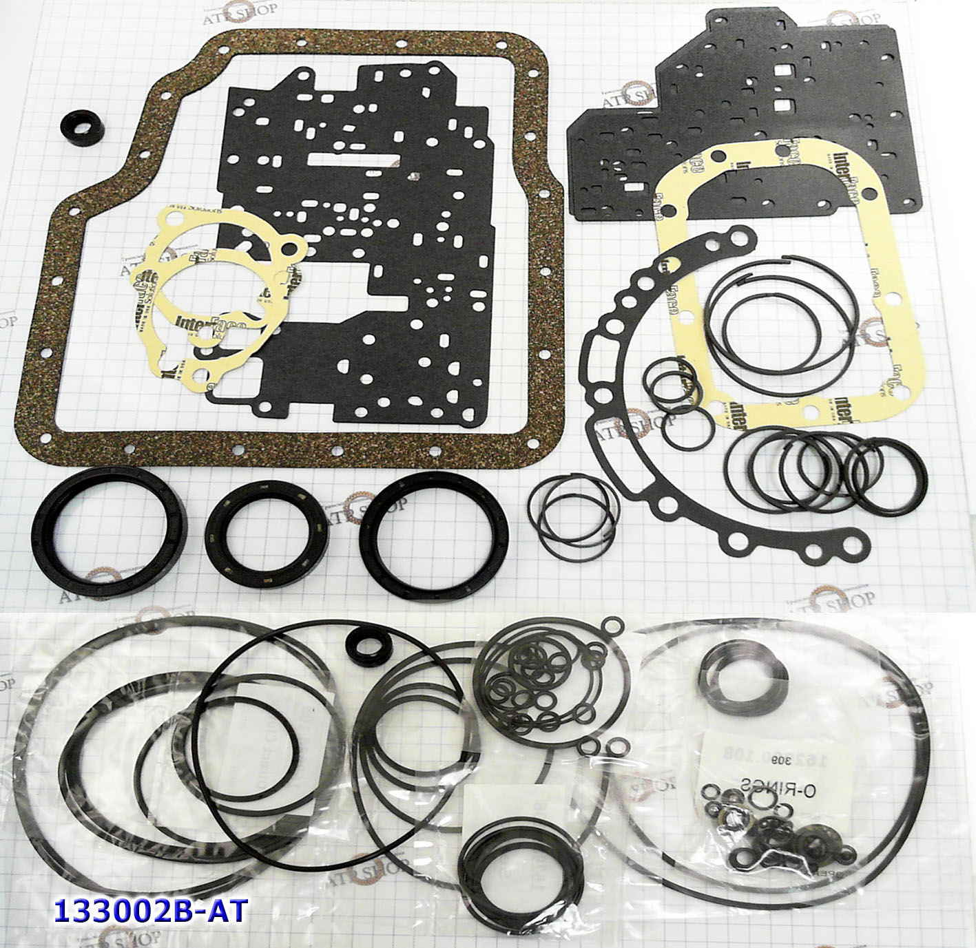 Ремкомплект\ Оверол кит\ Overhaul Kit), JF506E/09A/RE5F01A/5F31J/JA5A-EL (FORD/JAGUAR/MAZDA/ROVER)