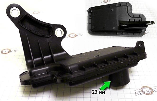 Фильтр с круглым заборником, JF506E/09A/RE5F01A/5F31J/JA5A-EL Mazda, Ford, Jaguar 1998-upVW