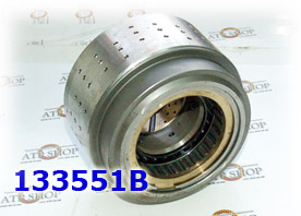 Барабан, Drum Assembly JF506E Direct (K4)(Mazda/Jaguar)With Piston, Sprag Support (With 31 SunGear Splines)