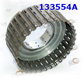 Барабан, Drum JF506E Low Clutch (K1) (All) (6 or 7 Clutch) (32 Teeth Steels)