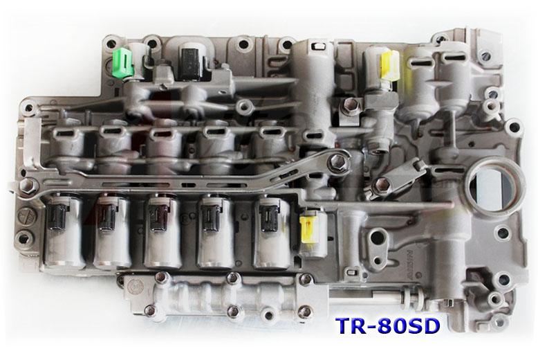 гидроблок TR-80SD