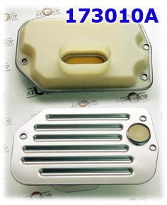 Фильтр, 4HP18FLE/FLA, Audi (2WD & 4WD)
