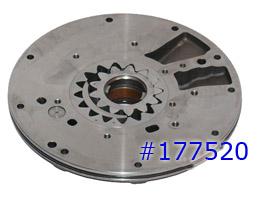 Суппорт Насоса, Stator Pump, 5HP18 (Exc. 320i)
