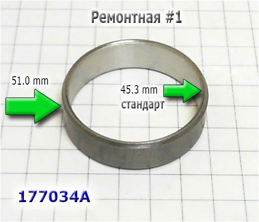 Втулка масляного насоса 5HP19