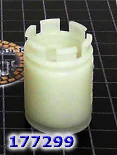 Трубка пластиковая статора насоса №177299