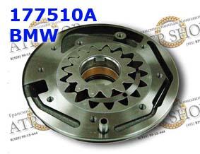 Крышка масляного насоса с шестернями, БМВ (Насос, Body) 5HP19FL/FLA