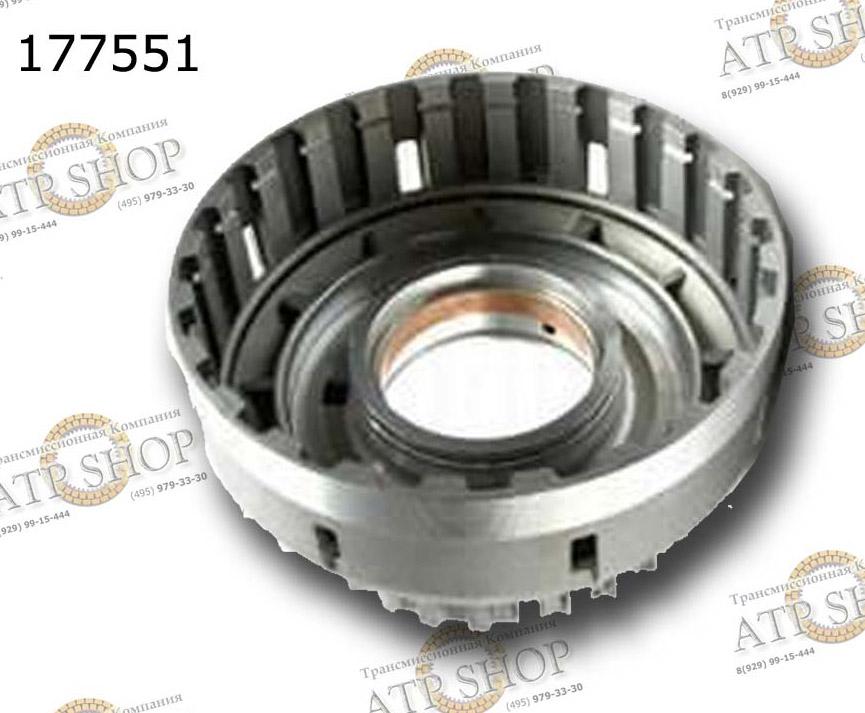 tambor F transmissão automática 5HP19, 5HP18