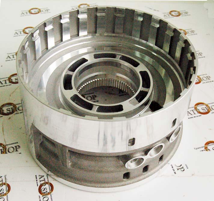 Tambor de transmissão de apoio automático 5HP19, 5HP18