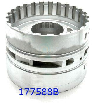 Tambor apoio DG transmissão automática 5HP19, 5HP18
