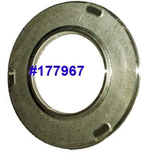 Pistão de alumínio, (Baixo / Rev. embreagem D) 4HP18/5HP18/5HP19FL/FLA/FLE