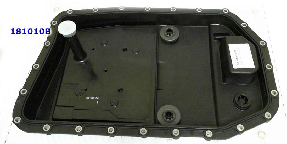 Фильтр с пластмассовым масляным поддоном, 6HP26/6HP32  2002-up, Aftermarket