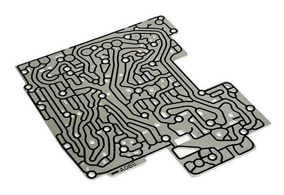 ZF6HP21 - 6HP26 сепараторная пластина 1068-327-224