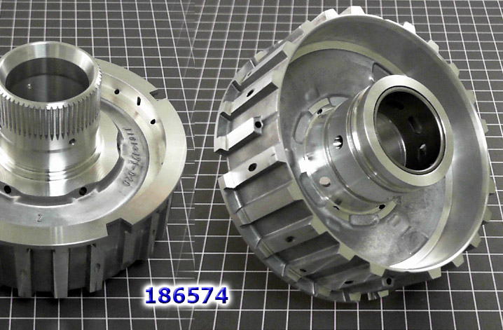 "Ступица, HUB ZF8HP45 ""E"" Clutch"