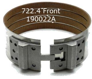 Лента тормозная передняя, (B-1 / Front Band) 722.4