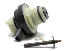 Модулятор вакуумный, 722.3/4/5 черный 1993-up