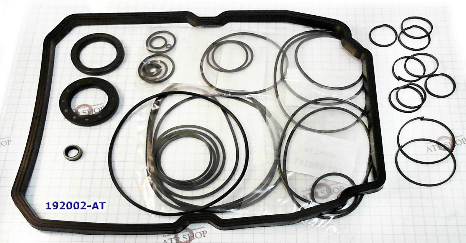 Комплект Прокладок и Сальников (Ремкомплект\ Оверол кит\ Overhaul Kit), 722.6