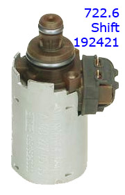 Соленоид шифт (shift)  722.6 Мерседес 1996-up