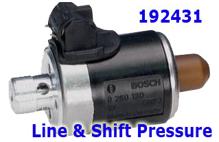 Соленоид (EPC) давления Line & Shift Pressure  722.6 Мерседес 1996-up