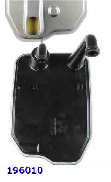 металло-пластиковый фильтр 724.0 7G-DCT
