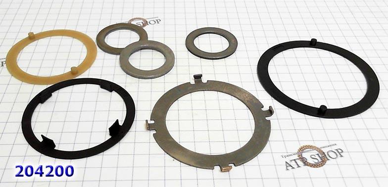 Комплект шайб 4L60E,4L65E,4L70E