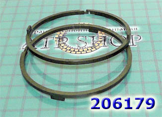 кольца уплотнительные барабана 2nd Clutch 552 4T60E/ 4T65E