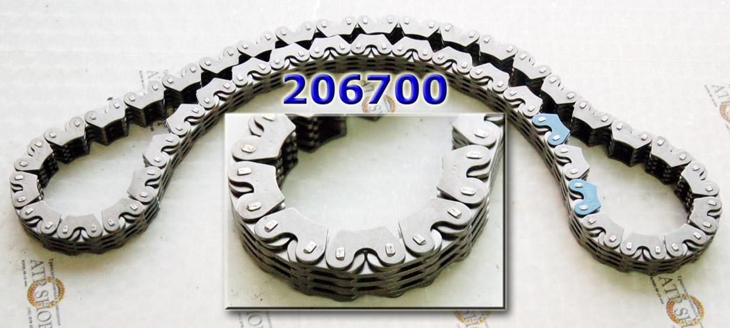Цепь приводная, (Chain) 4T65E ширина 12,7 мм,