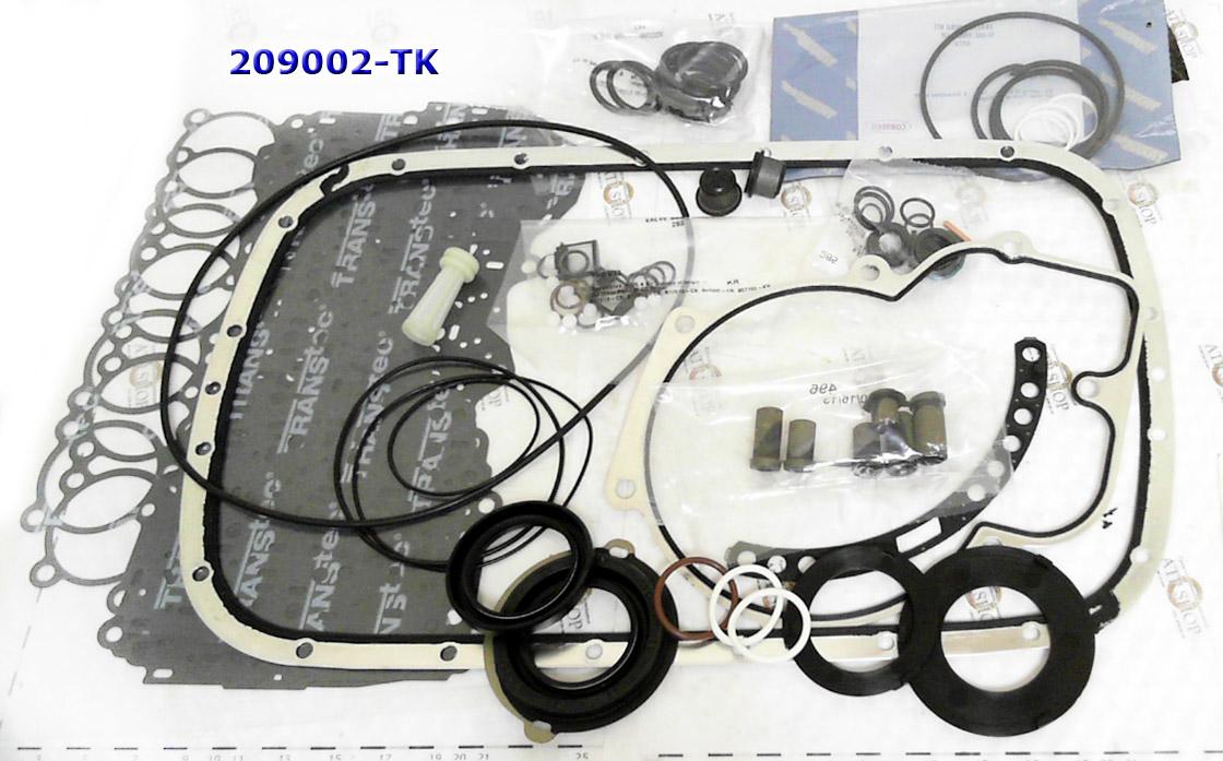 Ремкомплект прокладок и сальников для 5L40E и 5L50E