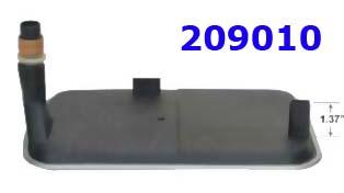 5L40E, высота пластмассового заборника 13мм (глубокий поддон) BMW X5