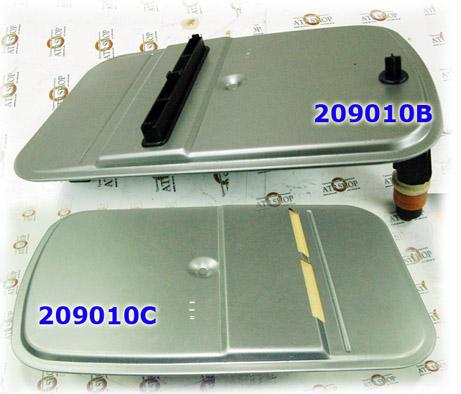 Фильтр, 5L40E, BMW высота пластмассового заборника 13мм (глубокий поддон) BMW X5