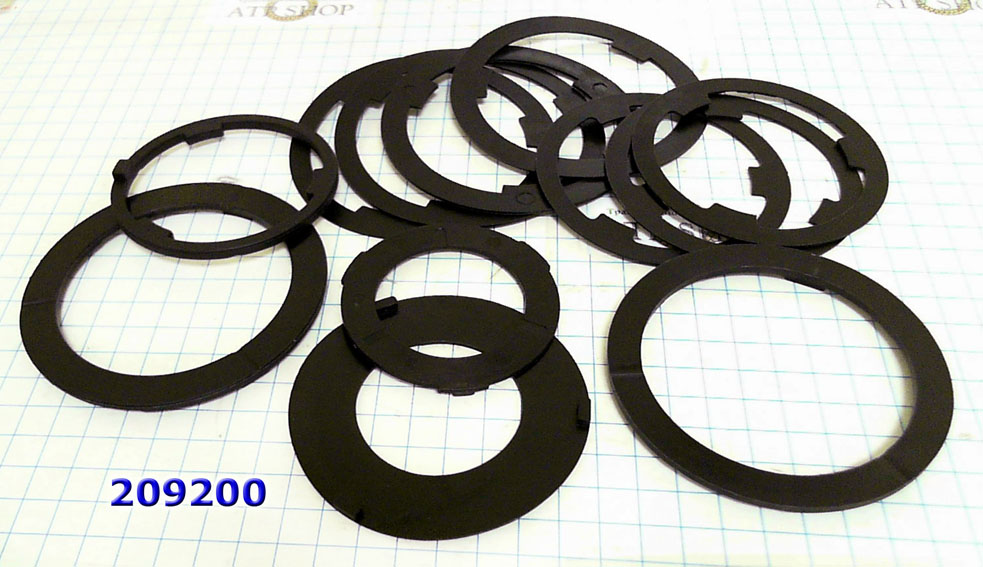 Washer Kit 4L40/ 5L40E