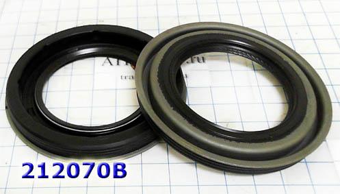 Сальник (манжета) гидротрансформатора [76X45X9.5] 6L45E/50E/80E/90E Front Pump (Converter) 06-Up