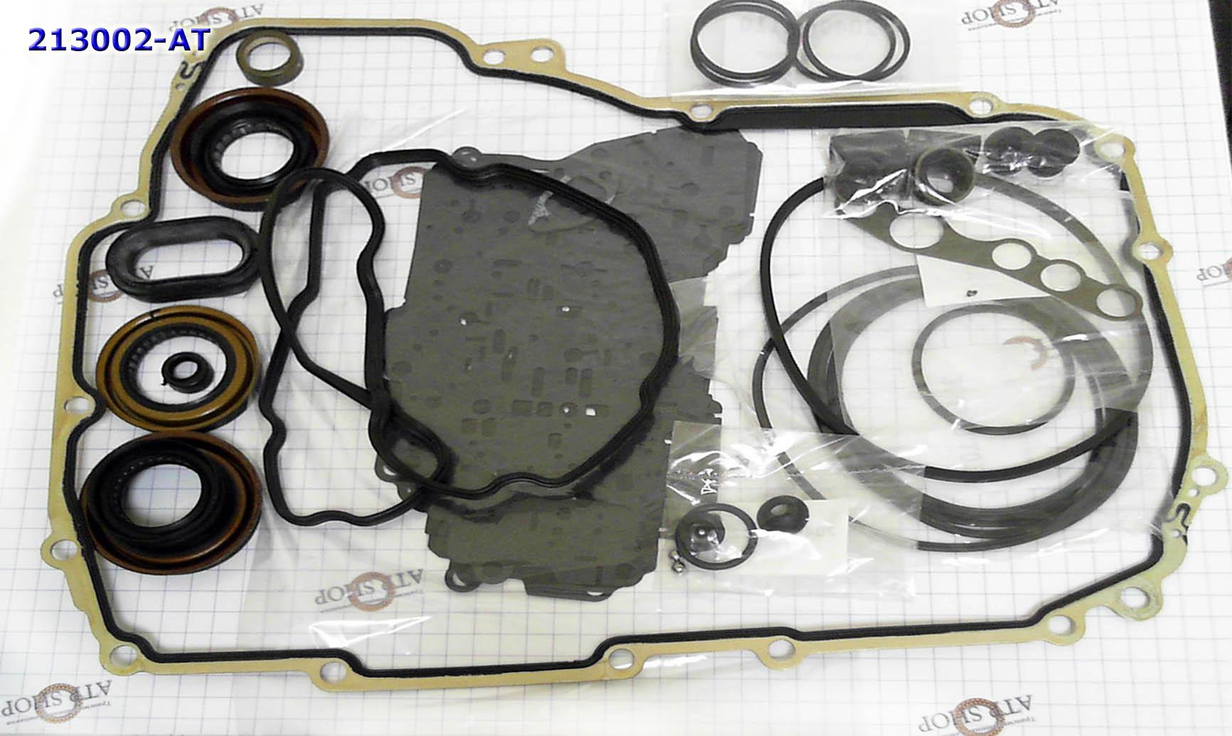 Комплект Прокладок и Сальников (Ремкомплект) (Overhaul Kit) без поршней, 6T35/ 6T40/ 6T45/ 6T50
