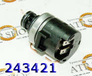 Соленоид Шифт, Solenoid, 4R44E/55E, 5R55E, Shift-Coast, 1995-Up