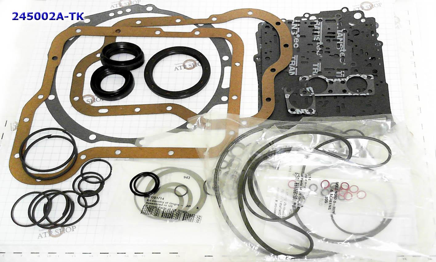 Ремкомплекты прокладок и сальников \ОверолКит  GF4A-EL