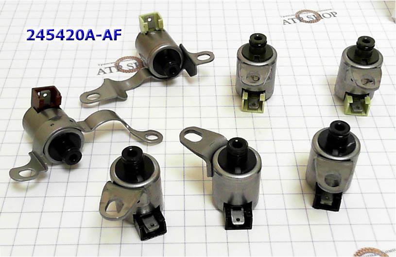 solenoid шифт акпп G4A-EL