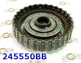 Барабан, Drum G4AEL 3-4 CL (30 T) 42mm Overall Height (52,38mm OD Neck) 1986-2002 G4A-EL