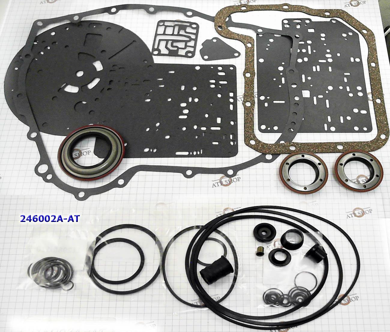 Комплект Прокладок и Сальников (Ремкомплект) (Оверол кит), CD4E/LA4AEL FORD/MAZDA без поршней 1994-02