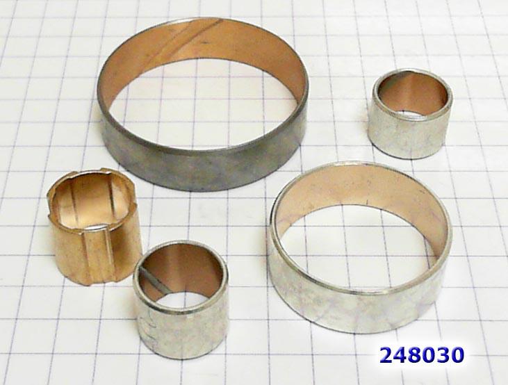 Комплект втулок, Bushing Kit, 5R55N/5R55W/5R55S (5шт) 1999-Up