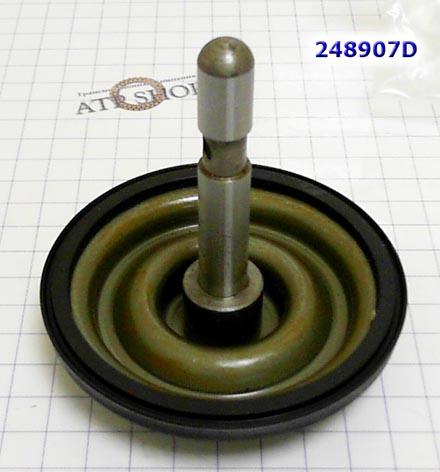 Поршень тормозной ленты обрезиненный, 5R55W диаметр по цилиндру 71,5mm (89.6 x 71,5 x 89) 2002-up