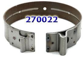 Лента тормозная АКПП , (Kickdown,Forward) Semi-Rigid Kevlar A404, 30TH/31TH  1996-up