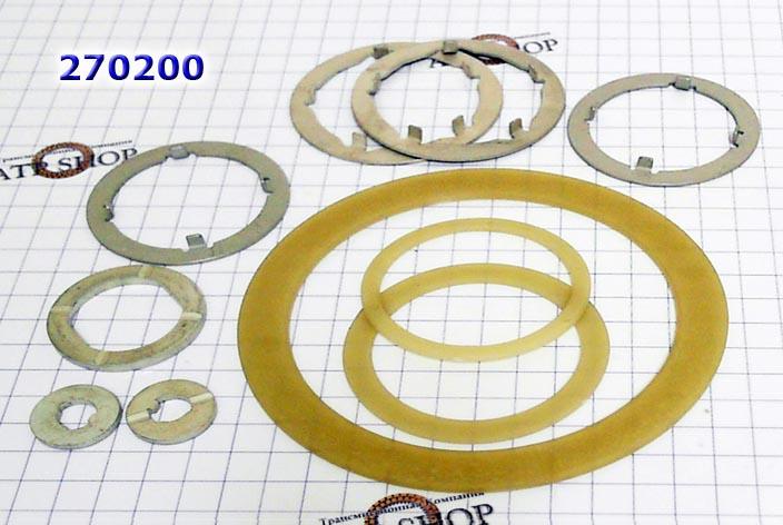 комплект пластиковых шайб  A404/A413/A470/A670