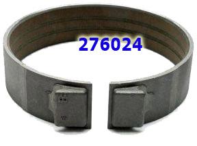 Лента тормозная, Reverse Chrys разделенная только A618 (на барабан 159мм) (ширина 64мм) 1994-Up