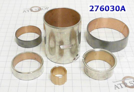 Комплект втулок, Bushing Kit, A500/A518 (Overdrive Section) 1990-Up