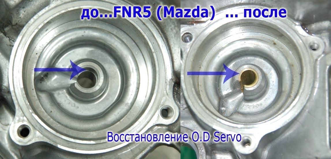 серво Овердрайв АКПП FNR5